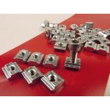 Set of 6 Tee Nuts (suit MF 70, KT 70, GE 20, MF 70/CNC)